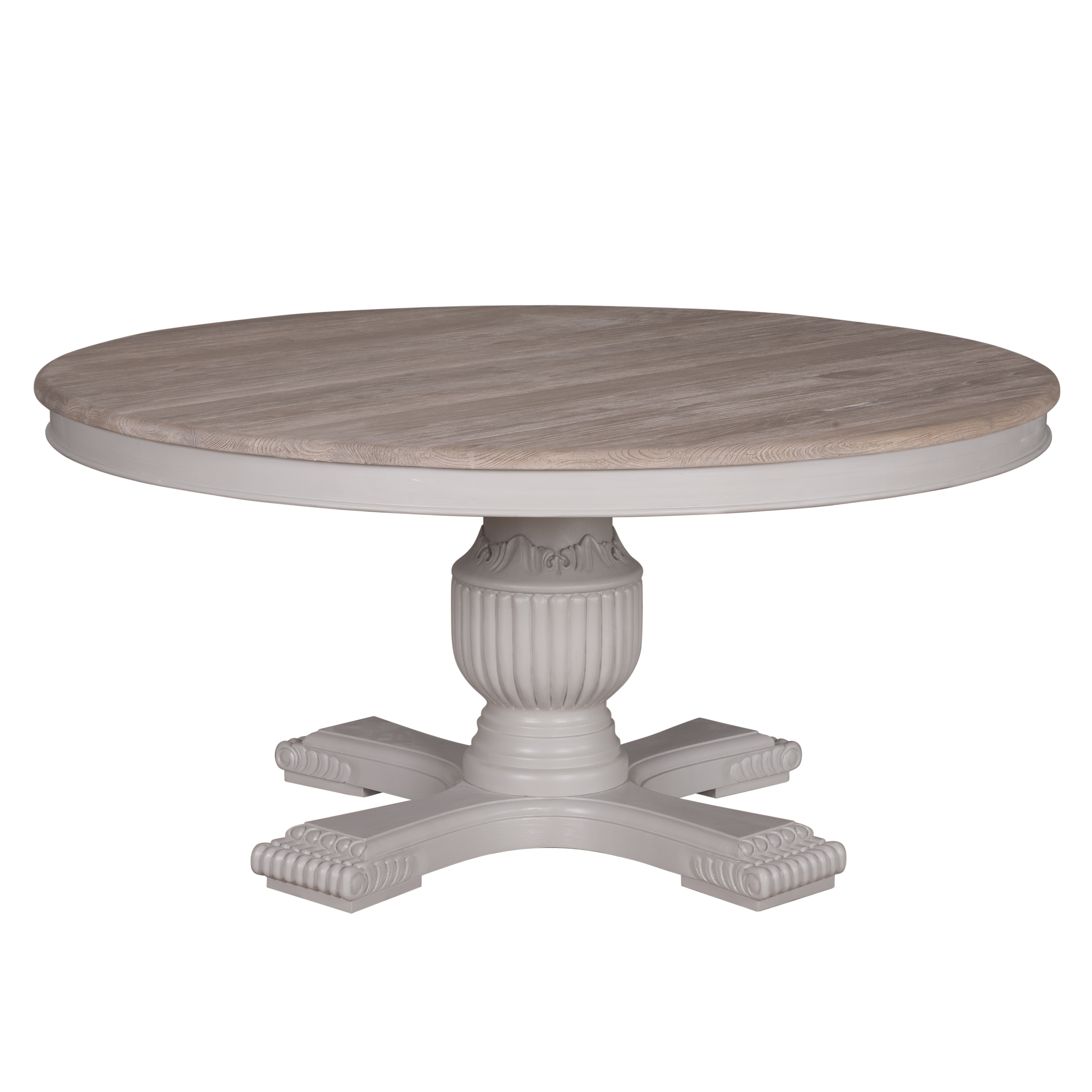 Round Dining Table 140cm