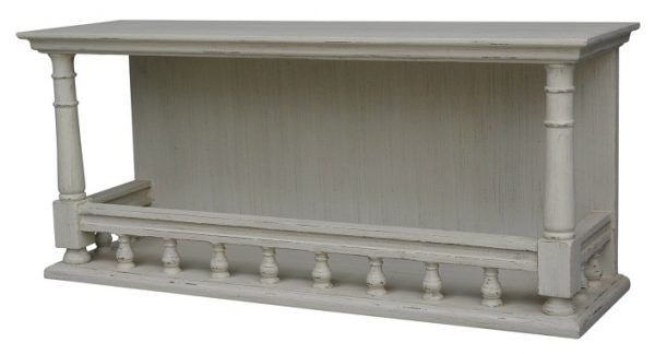 Wall Shelf with Gallery