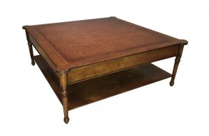 4Ft Square Coffee Table